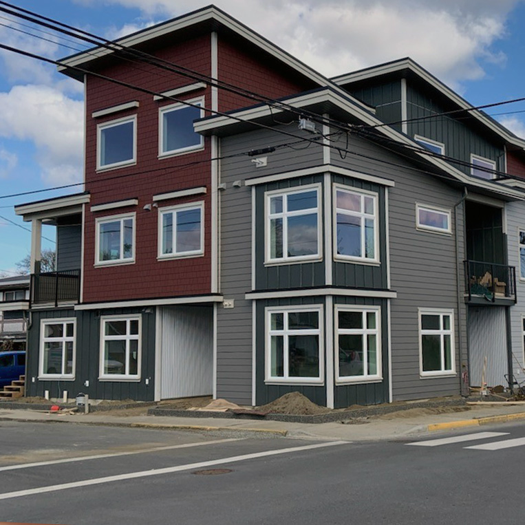 Habitat Mid-Vancouver Island – Increased energy efficiency requirements in their home building!