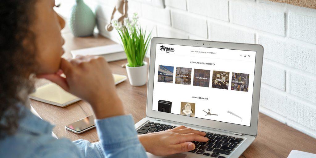 Habitat Regina – Launch of online Habitat Regina ReStore